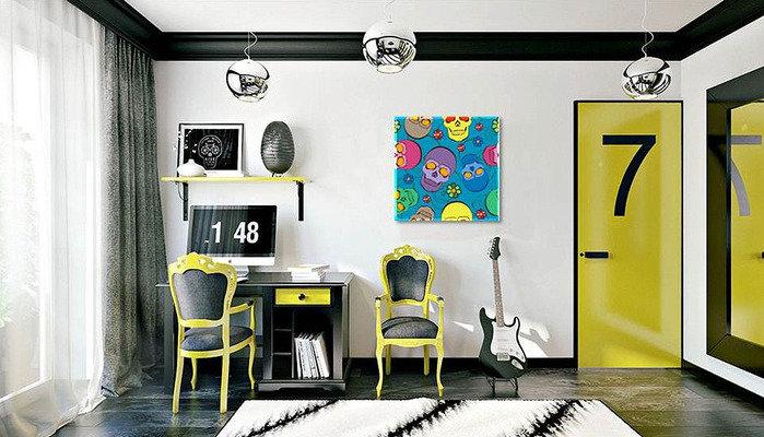 украшение интерьера - Самое интересное в блогах