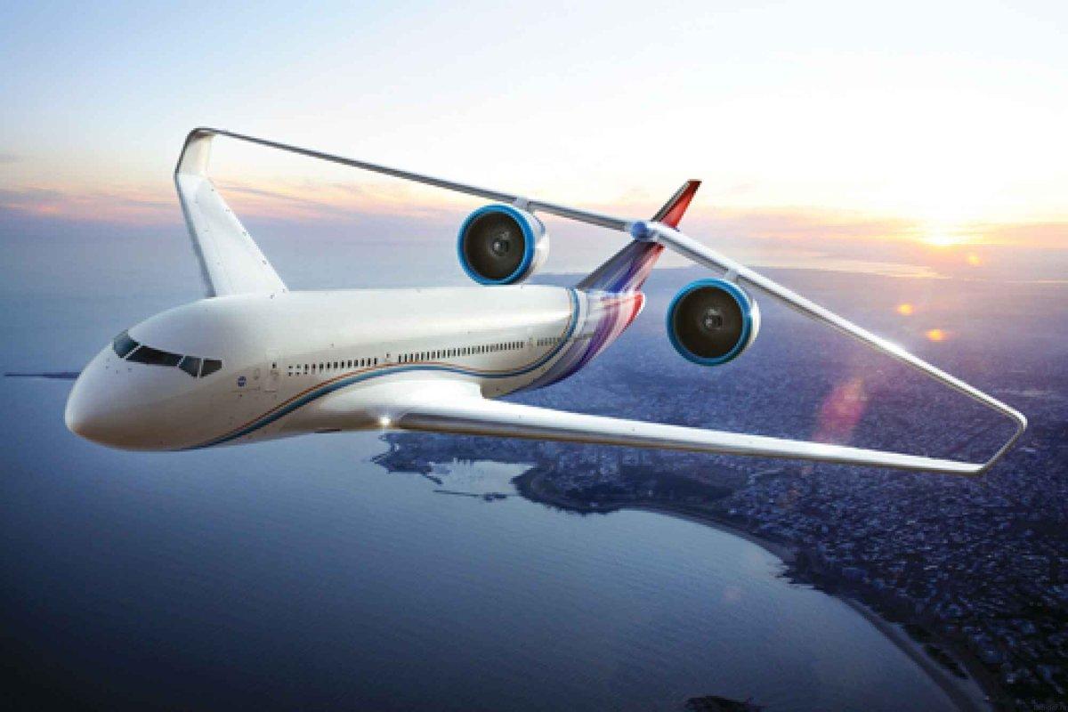 например, подаренный самолеты будущего фото купили вот