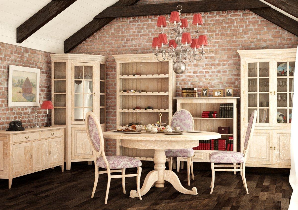 Картинки мебель в стиле прованс