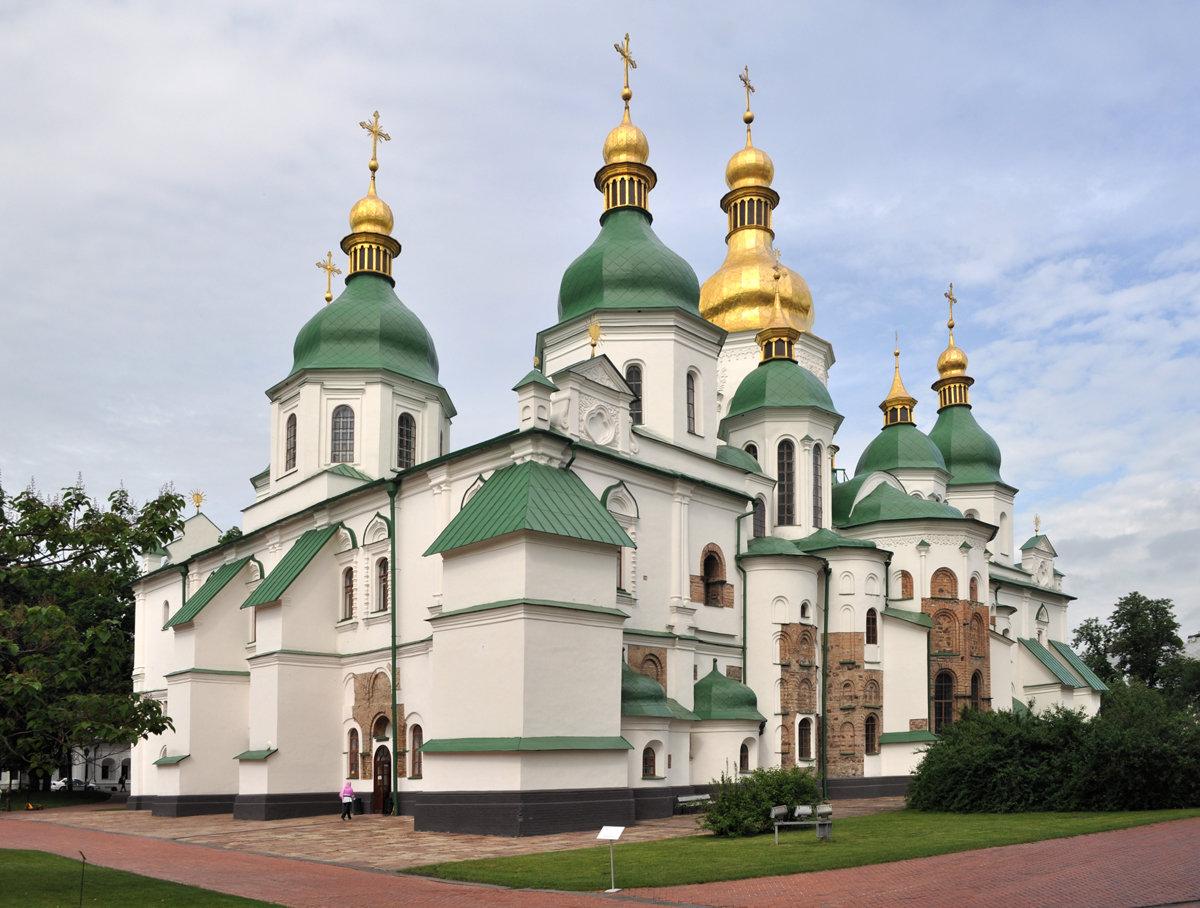 Софийский собор киева картинка