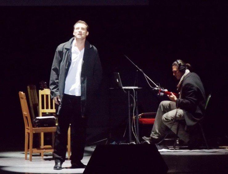 В ступинском ДК прошла премьера музыкально-поэтического спектакля «Триптих»