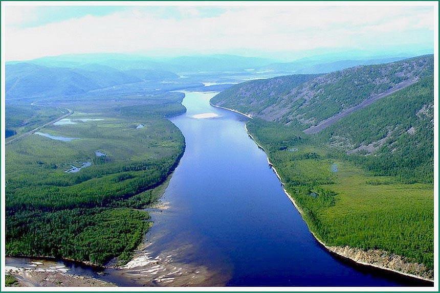природа западной сибири фото