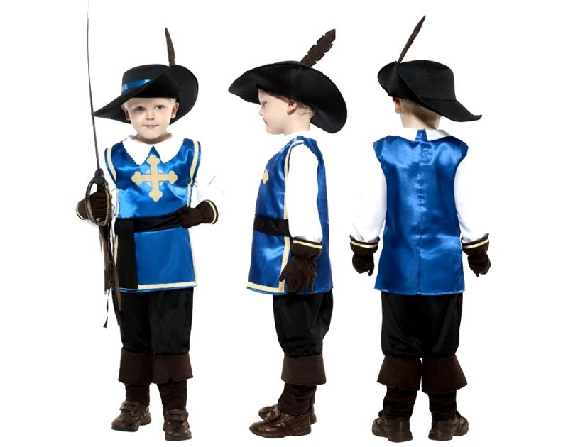 Новогодние костюмы для мальчиков своими руками 16