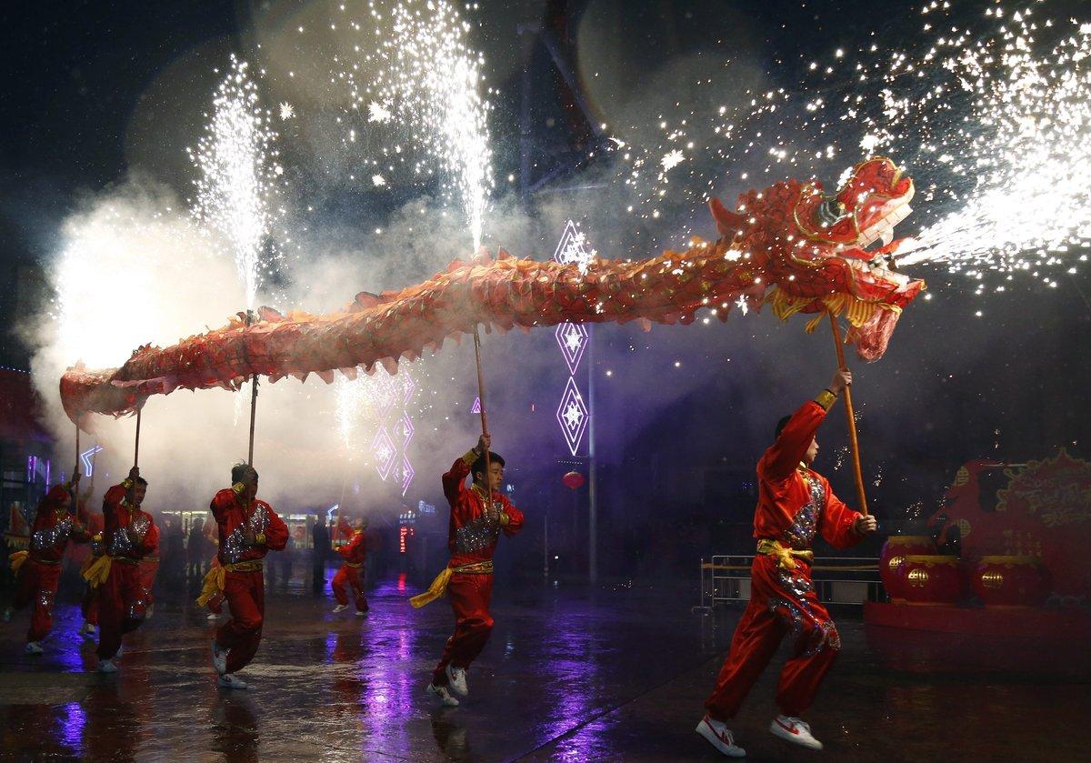 золота дело новый год в китае фото части номеров