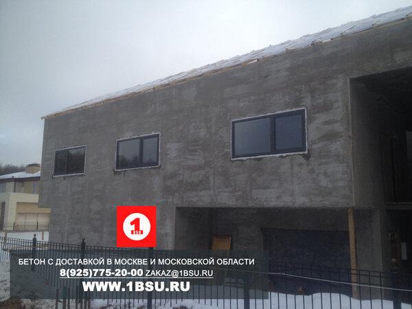 дома из бетона марки М400