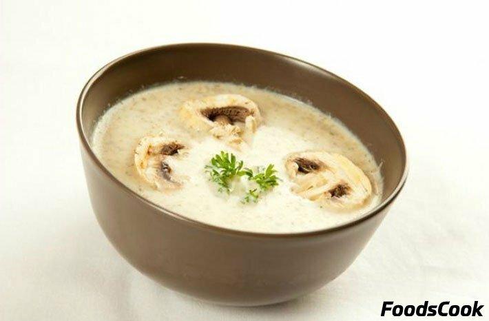 крем суп с шампиньонами рецепт