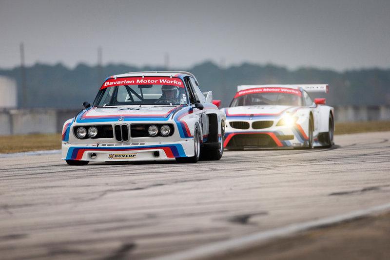 Ливреи на автомобилях марки BMW