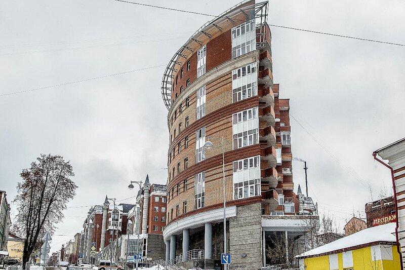 Жилой дом для сотрудников театра оперы и балета, Пермь