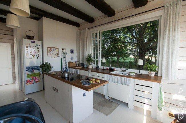 фото скандинавского минимализма на кухне реальные истории по