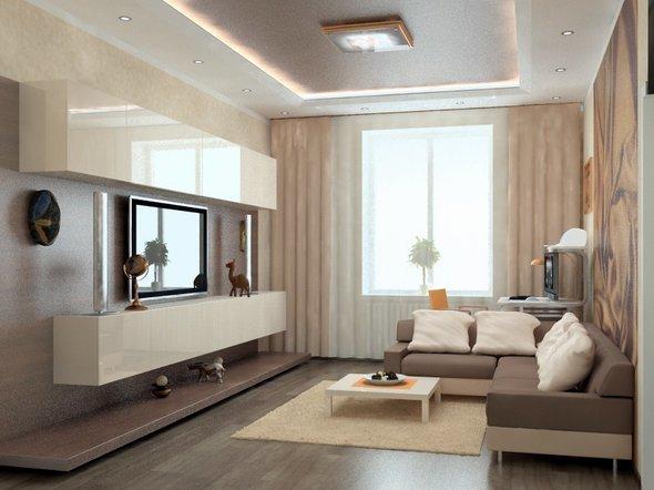 Дизайн небольшой гостиной фото