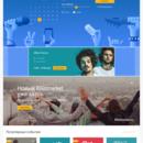 Дизайн сайта Билет Маркет