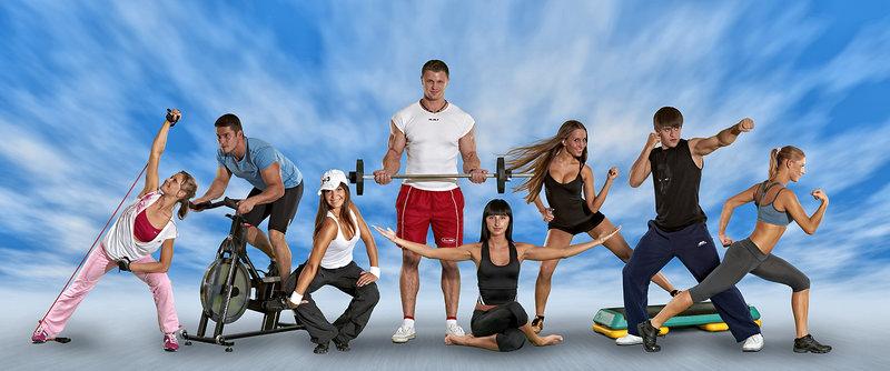 Фитнес » CyberLand.ws - В помощь всем и каждому!
