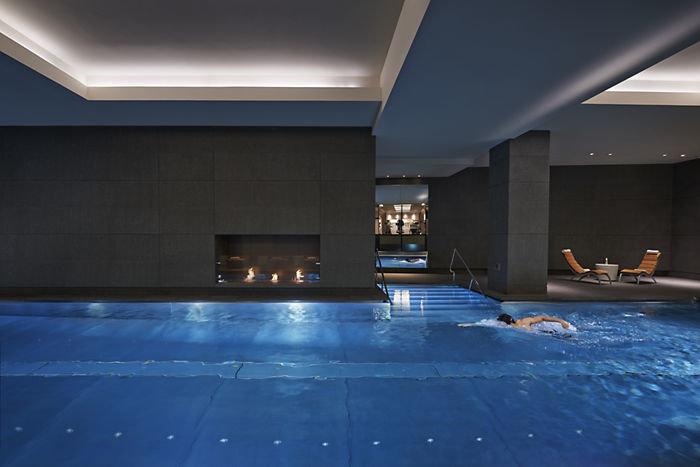 Фитнес и велнес в Лондоне | Отель Mandarin Oriental Hyde Park