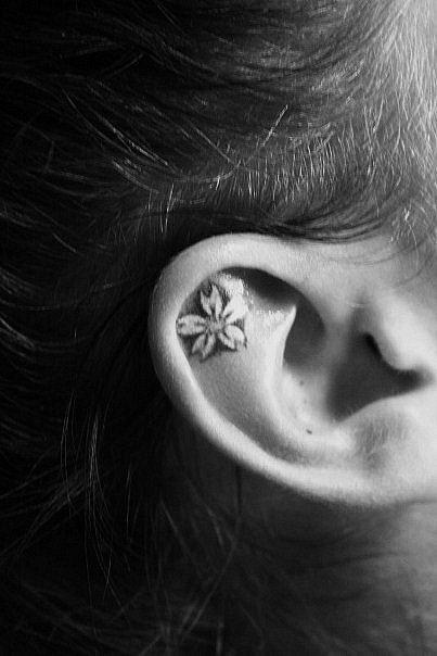 Маленькая женская татуировка — Женские татуировки