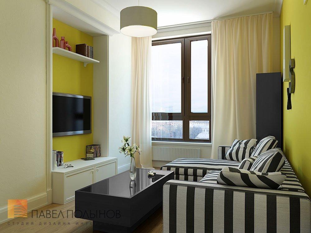 Дизайн квартиры со смежными комнатами