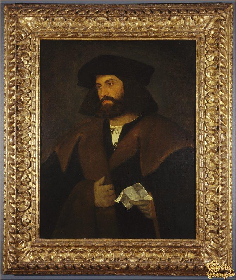 Giovanni Busi, called Cariani, Italian, 1485 1548 (2), картины, репродукция сувенир.сайт