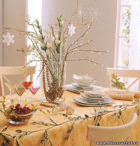 Разные советы: статья про Новогоднее украшение дома из категории Праздники