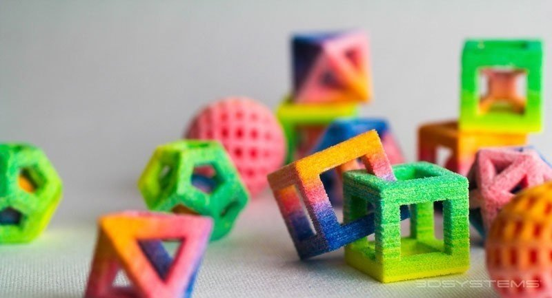 3D-принтер, печатающий конфеты - Интересные заметки