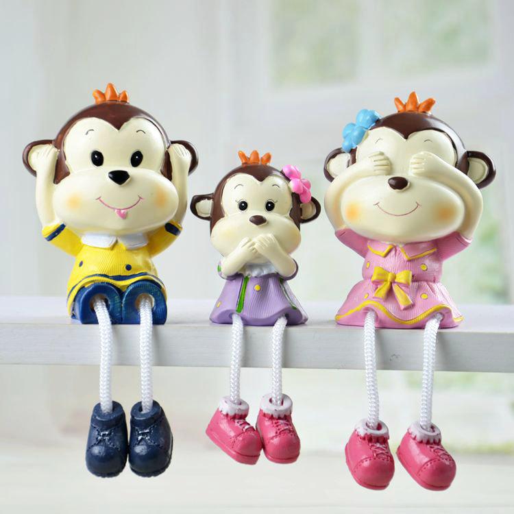Acquista all'ingrosso Online resina scimmia da Grossisti resina scimmia Cinesi |Aliexpress.com