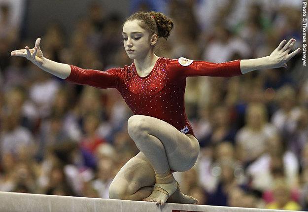 Алия Мустафина. Биография олимпийской чемпионки