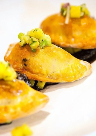 Аргентинские вареники Эмпанадос рецепт из морепродуктов
