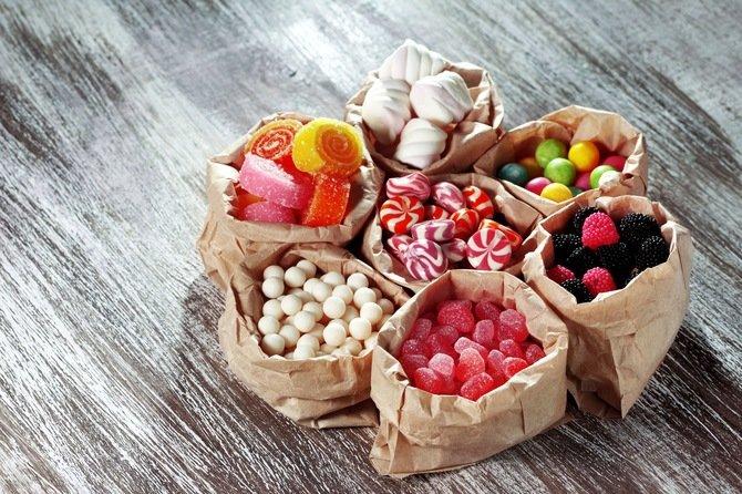 драже, маршмеллоу, мармелад, сладости, конфеты, леденцы
