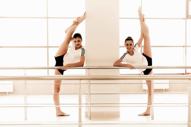 Эстетическая гимнастика - Популярные виды спорта - Фотоальбомы о спорте - Красота в спорте