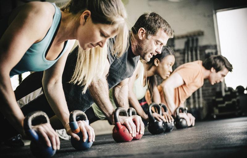 Фитнес-клуб и студии загара Super Class в Магнитогорске | CrossFit