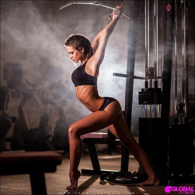 фитнес-модели
