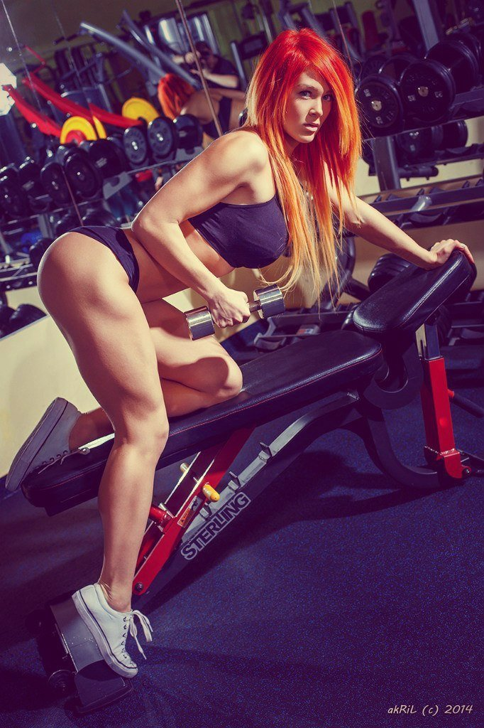 Fitness - online » Мария Цкирия