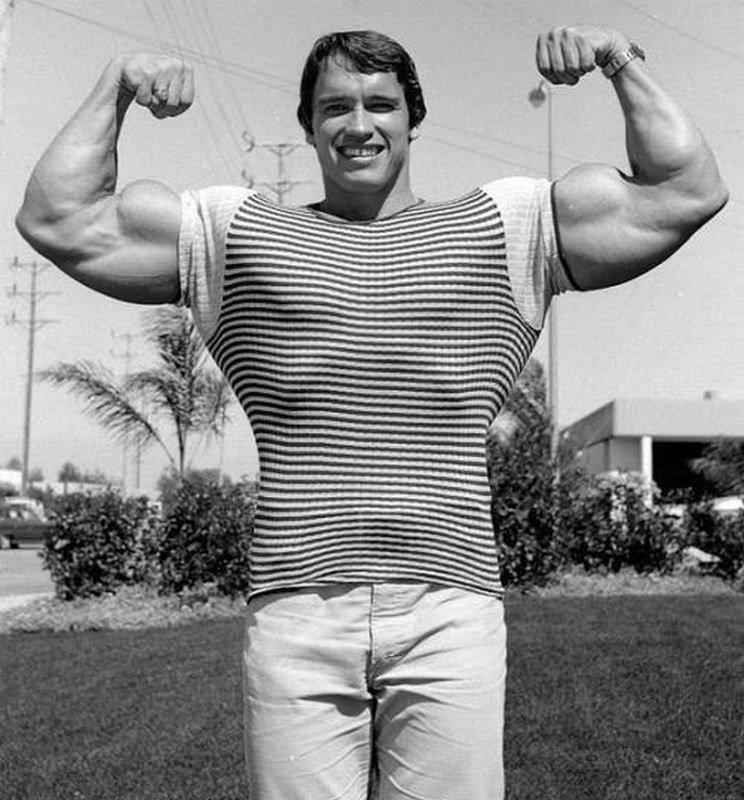 Фото-галерея: Арнольд Шварценеггер (Arnold Schwarzenegger) - Мир бодибилдинга