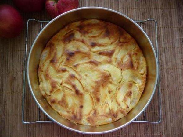 Яблочный пирог: Шарлотка