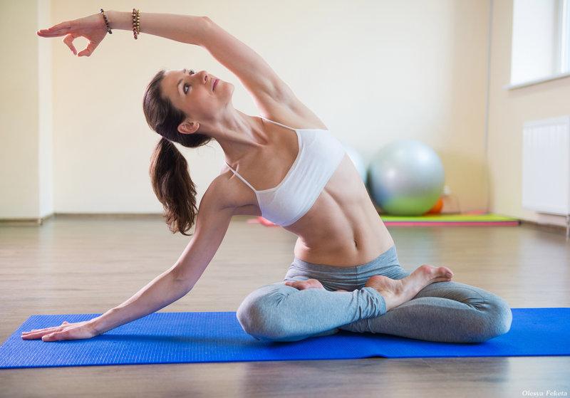 Йога-стретчинг. Стоимость абонемента (8 занятий) 240000 бел.руб.