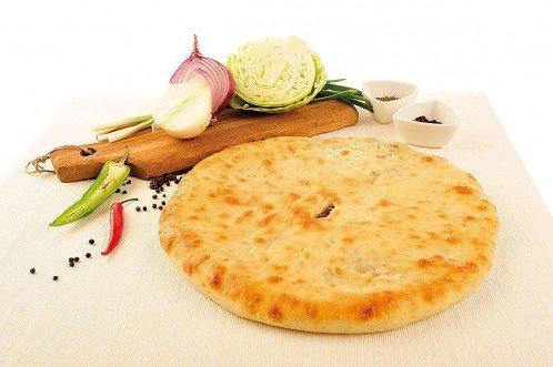 Как приготовить Осетинские пироги с картофельно-сырной начинкой