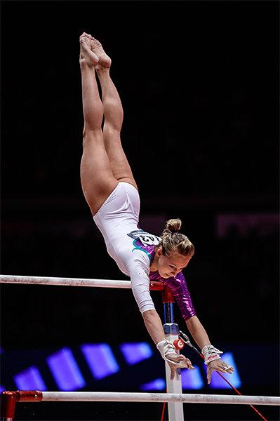 Хоркина 2.0: три золота России в гимнастике за один вечер - Олимпийские виды - Блоги - Sports.ru