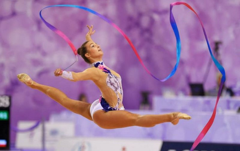Художественная гимнастика. Чемпионат мира-2014 (Турция, Измир).