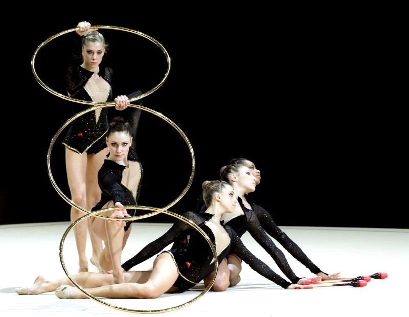 Художественная гимнастика - это... Что такое Художественная гимнастика?