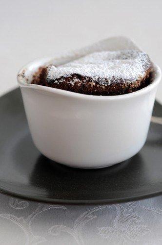 Крем-какао с печеньем и орехами по-португальски рецепт с фото