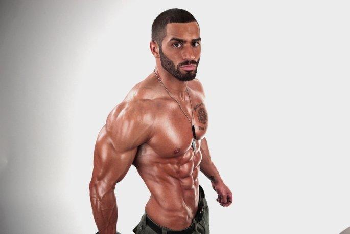 Лазар Ангелов: Моя цель – пропагандировать фитнес - FixBody: спорт, бодибилдинг, фитнес, воркаут, кроссфит, мотивация
