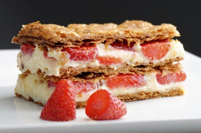 Французькі десерти рецепти з фото