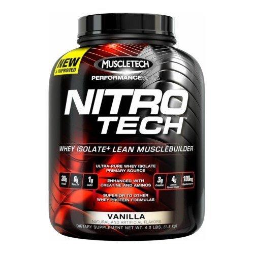 MT Nitro-Tech Performance Series 4lb отзывы, купить МасклТеч Нитро Теч Перфоманс Сериес 4лб - Сывороточные - Протеины MuscleTech