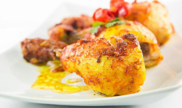 Оригинальные блюда из курицы: рецепты на новый год