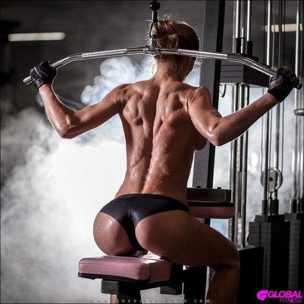 Основные женские ошибки в тренажерном зале. | Макияж глаз