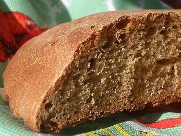 Печем хлеб дома без дрожжей