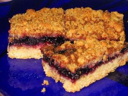 пирог с джемом рецепт с фото