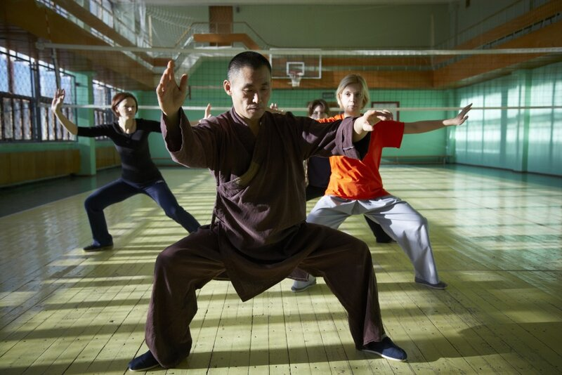 Постоянные группы цигун и тайцзи в школе мастера Ши Янбина