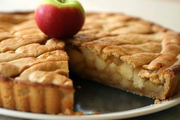 шеф-повар Одноклассники: Классическая яблочная шарлотка