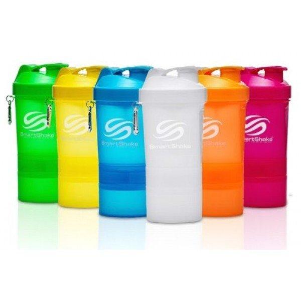 Шейкер SmartShake Neon - Спортивное питание купить.