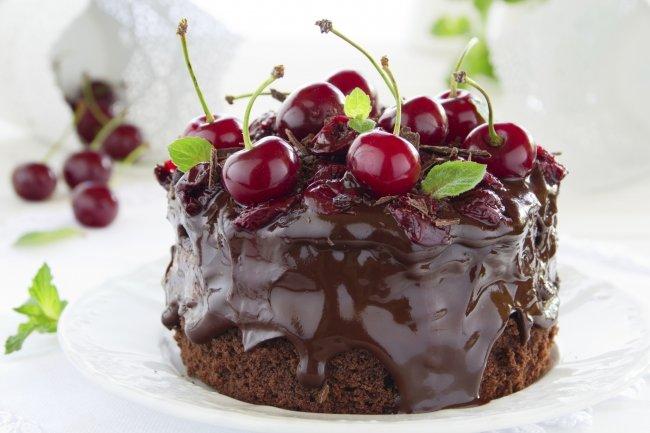 Шоколадный торт от Джейми Оливера - Портал Домашний