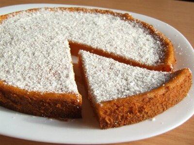 Тыквенный пирог рецепт с фото, как приготовить.
